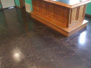 Metallic Epoxy Flooring Columbus OH